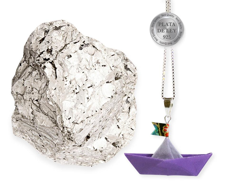 Joyas de Papel - Sterling Silver