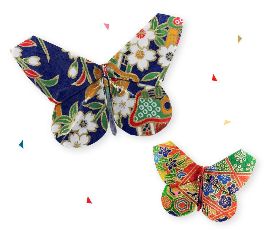 Joyas de Papel - La técnica del origami