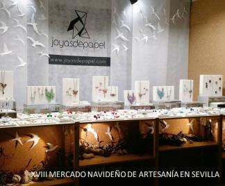 XVIII Mercado Navideño de Artesanía en Sevilla