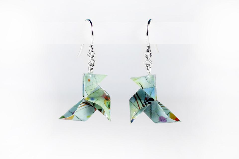 Original and cheap gifts. Author's jewellery with sterling silver