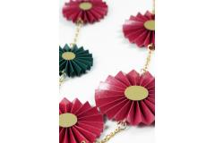 Jewels made of treated paper, antiallergic, cheap. Free shipping