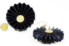 Pendientes con formas circulares minimalistas, pendientes baratos para cualquier ocasión. Regalos perfectos. Envíos gratis
